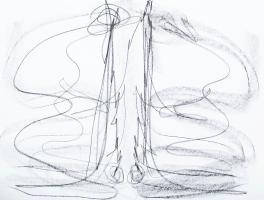 Geführtes Zeichnen - spüren -