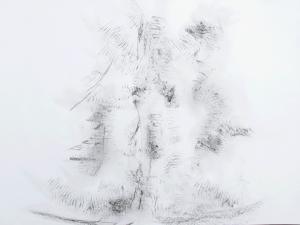 Geführtes Zeichnen - Boden spüren -